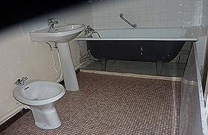 Renovation salle de bains, plombier, Rouen