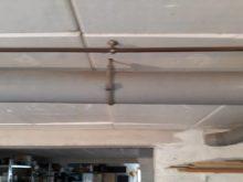 Tuyau PVC diametre 100 avec une faible pente